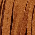 Guess: Brown GUESS Abria Fringe Dress Sandal