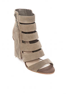 GUESS Blasa Side Fringe Bootie