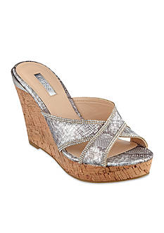 GUESS Eleonora Jewel Wedge Slide