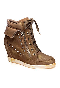 GUESS Hitzo Wedge Sneaker