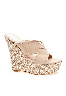 GUESS Laine Wedge Sandal