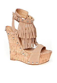 GUESS Meekah Wedge Sandal