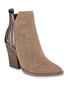 GUESS Millie Chunk Heel Bootie