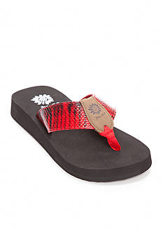 Yellow Box Magenta Flip Flop