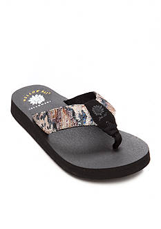 Yellow Box Denison Sequins Flip Flop