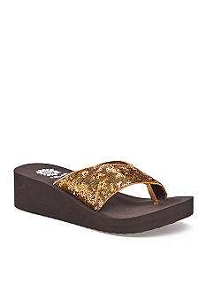 Yellow Box Dale Sandal