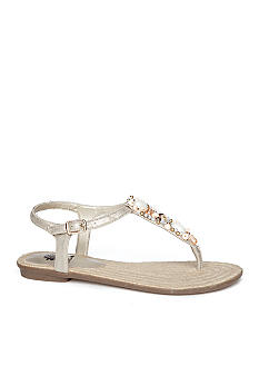 Yellow Box Maui Sandal