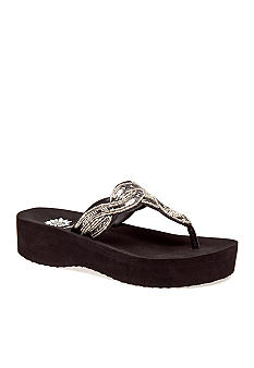 Yellow Box Tallulah Flip Flop