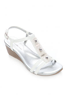 Bandolino Hettie Bead Wedge Sandal