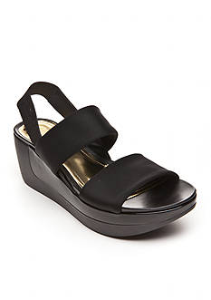 Kenneth Cole Reaction Pepea Pot Stretch Wedge Sandal