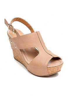 Kenneth Cole Reaction Sole-O Wedge Sandal