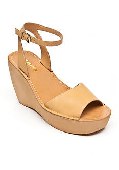 Kenneth Cole Reaction Kindly Ankle Strap Wedge Sandal