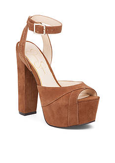 Jessica Simpson Dimaya Platform Sandals