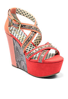 Jessica Simpson Georg Wedge
