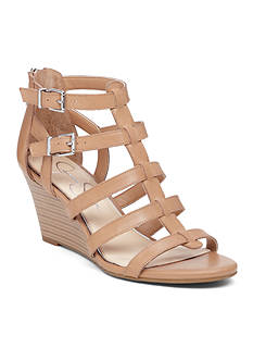 Jessica Simpson Shalon Gladiator Wedge Sandal