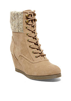 Madden Girl Destiin Wedge Boot