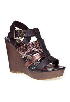 Madden Girl Kayceee Wedge Sandal