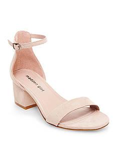 Madden Girl Lillian Block Heel Sandal