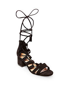 Madden Girl Loverrr l Lace Up Sandals