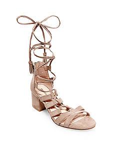 Madden Girl Loverrr l Lace Up Sandals