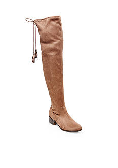 Madden Girl Prissley Over The Knee Boot