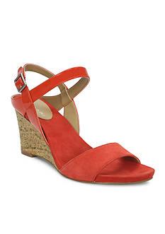 TAHARI; Fun Wedge Sandal