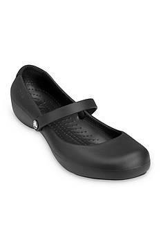 Crocs Alice Work Mary Jane Clogs