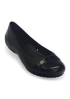 Crocs Captoe Flat