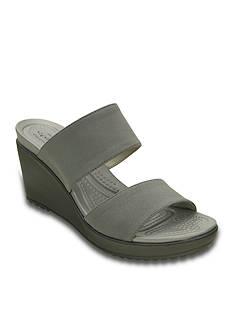 Crocs Leigh II Double Strap Slide