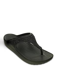 Crocs Sloane Diamante Flip Flop