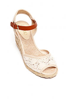 Lauren Ralph Lauren Ciara Wedge Sandal