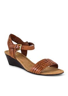 Lauren Ralph Lauren Reeta Wedge Sandal