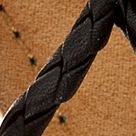 Flat Sandals for Women: Black Lauren Ralph Lauren CARMEL TSTRP SDL TAN