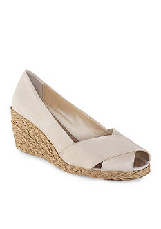 Lauren Ralph Lauren Cecilia Low Wedge Espadrille