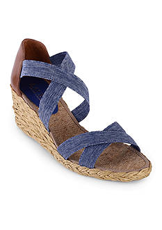 Lauren Ralph Lauren Courtney Wedge Sandal
