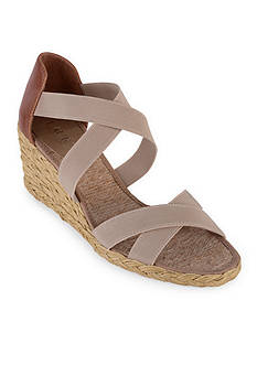Lauren Ralph Lauren Cortney Wedge Espadrille Sandal