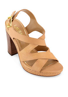 Lauren Ralph Lauren Fabia Platform Sandals