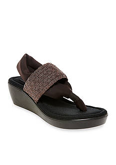 Steven Felka Wedge Sandals