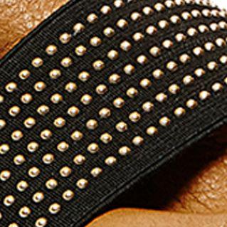 Women's Footwear: Cognac     Multi Steven Kayden Slide Sandal