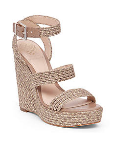 Vince Camuto Melisha Rope Wedge Sandal
