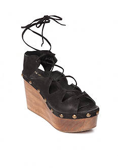Five Worlds by Cordani Raul Wedge Sandal