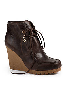 MICHAEL Michael Kors Rory Wedge Bootie