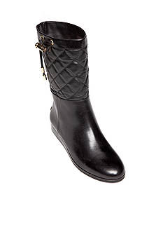 MICHAEL Michael Kors Lizzie Quilted Mid Boot