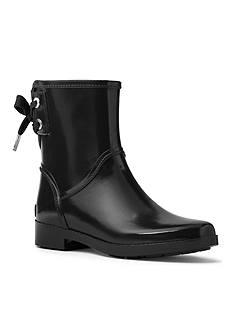 MICHAEL Michael Kors Larson Ankle Rain Boots