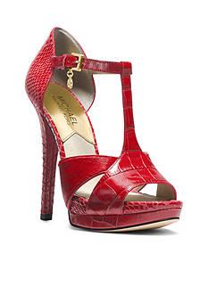MICHAEL Michael Kors Nadja T-Strap Sandal