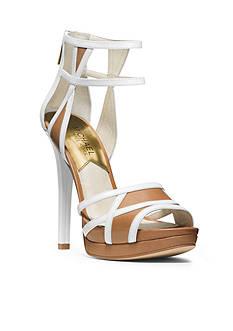 MICHAEL Michael Kors Jaida Back Zip Sandal