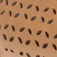 Womens Designer Flats and Loafers: Suntan MICHAEL Michael Kors Fulton Moc