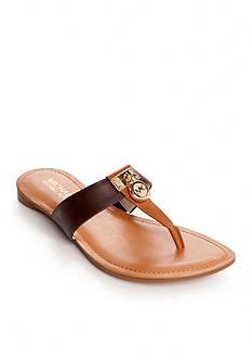 MICHAEL Michael Kors Hamilton Flat Sandal