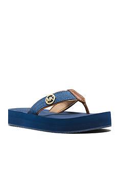 MICHAEL Michael Kors Gage Flip Flop Sandal