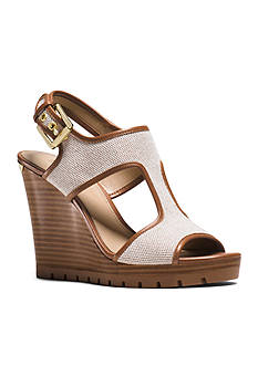 MICHAEL Michael Kors Gillian Wedge Sandal